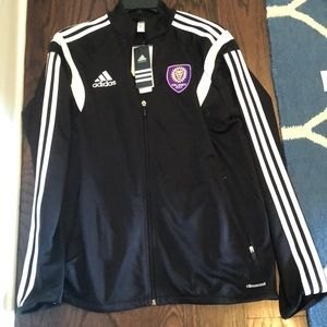 LIMITED EDITION Orlando city soccer jacket